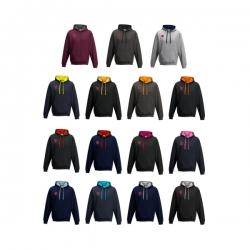 Felpa caps color panoramica